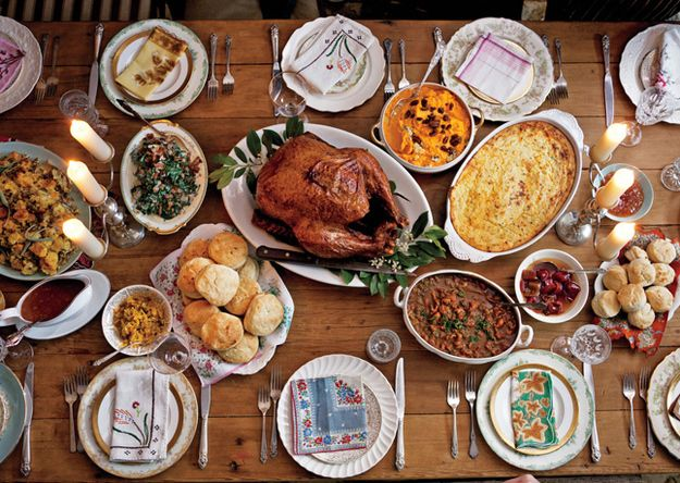Thanksgiving-Feast